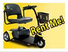 Equipment Rental in Orlando - Disney